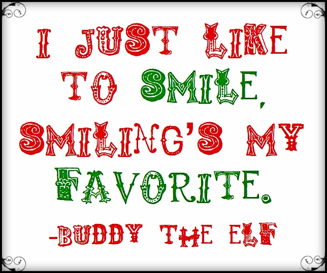 Elf Quotes Smiling: 51 Best Smile Quotes Images On Pinterest
