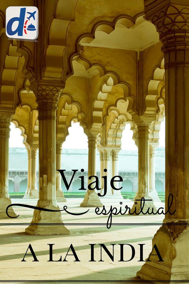 Si siempre soñaste con hacer un viaje espiritual a la India, visitar monasterios y meditar con grandes maestros, mirá cuáles son las ciudades sagradas que no podes dejar de ver en un #viaje por #India
