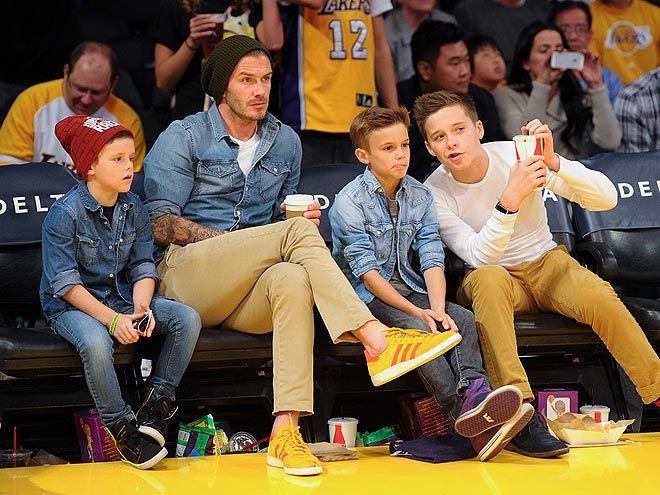 #IMEAN BOYS' NIGHT OUT photo | David Beckham