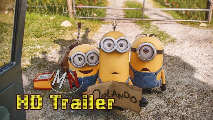 Trailer 2 HD German / Deutsch *Minions* Kinostart: 02. Juli 2015