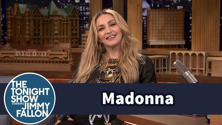 Madonna's Kids Keep Her from Being Basic (2015)