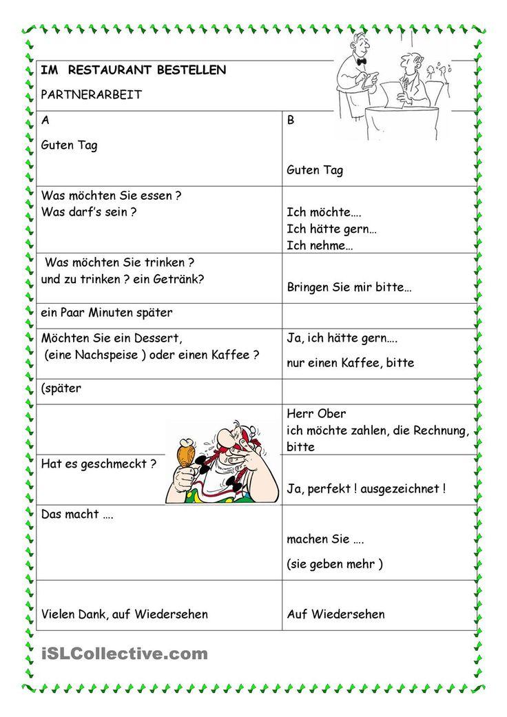 Englisch kennenlernen dialog