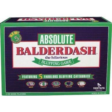 Absolute Balderdash (Original RRP $49.95)