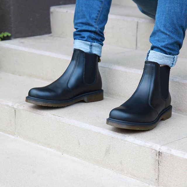 dependable performance newest selection skilful manufacture Dr. Martens 2976 Carpathian Black | Fashion & Trends in 2019 ...