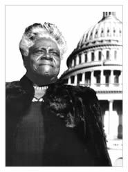 mary mcleod bethune. my heart skips a beat thinking about her influence, power.