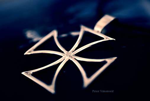 Maltézsky kríž / Maltese cross