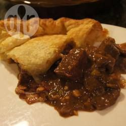 Recipe photo: THE ABSOLUTE BEST steak and Guinness® pie
