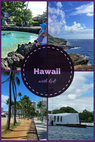 Hawaii with toddlers. What to do and don't do when you travel with kids to Hawaii.