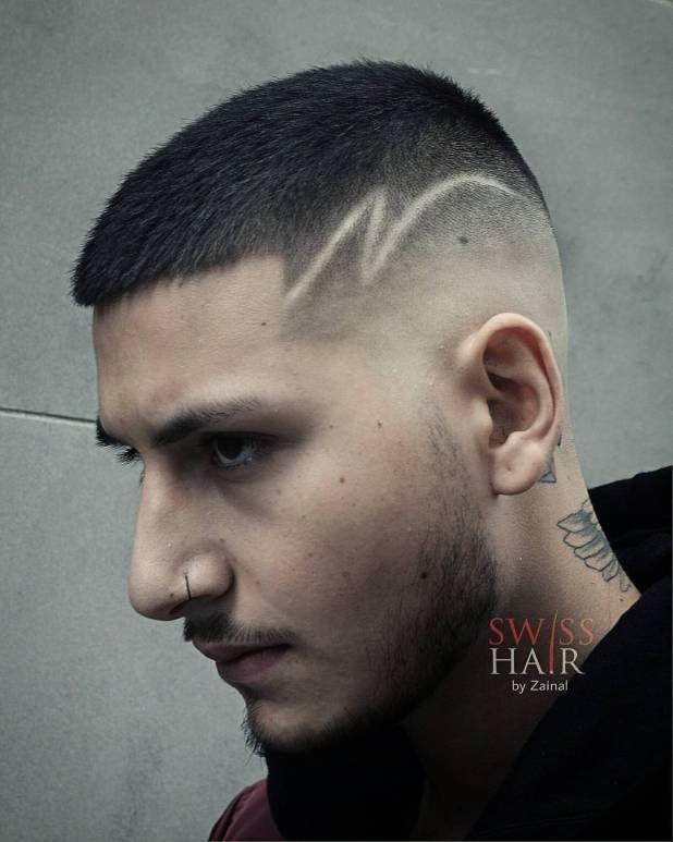49 Cool Short Hairstyles And Haircuts For Men New Trend Hair Styles Manner Haarschnitt Kurz Manner Kurze Haare Haarschnitt Ideen