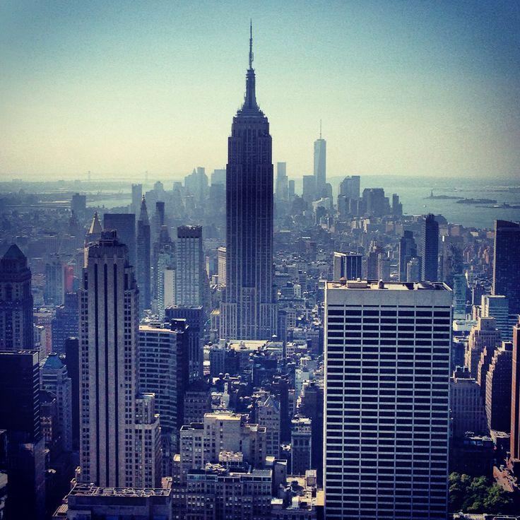 empire state building new york skyline sept 2013 got. Black Bedroom Furniture Sets. Home Design Ideas
