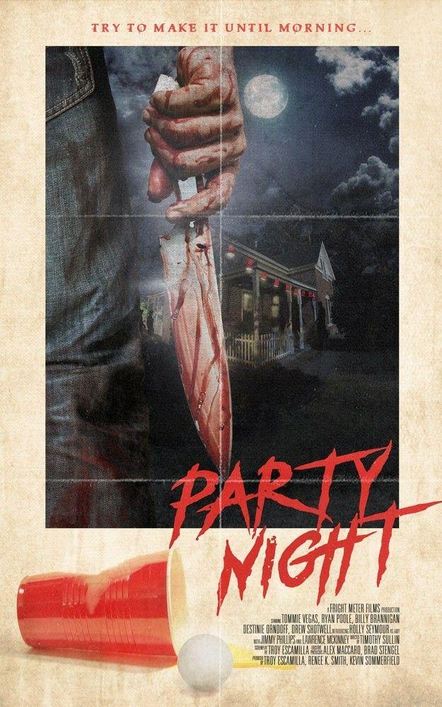 2017 BEST SFX FEATURE FILM: Party Night | Crimson Screen