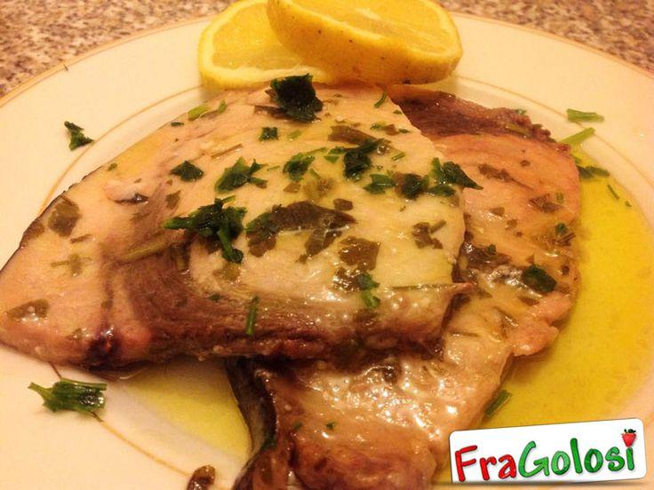 Pesce Spada Marinato al Forno - Scopri la Ricetta - Ingredienti, Preparazione passo passo e Consigli Utili per ottenere questo secondo piatto di pesce.