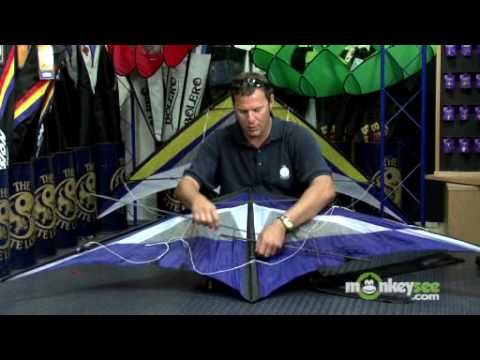 A whole series of videos on how to fly a stunt kite. I'm going to have to try this!