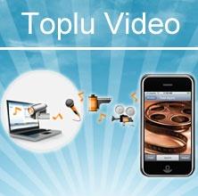 Toplu Video, mobil cihazlar üzerinden video gösterimi imkânı sağlayan bir servistir. Bu servis ile birlikte kişiye özel, etkili, heyecanlı ve bilgi verici reklam kampanyaları oluşturulmaktadır.
