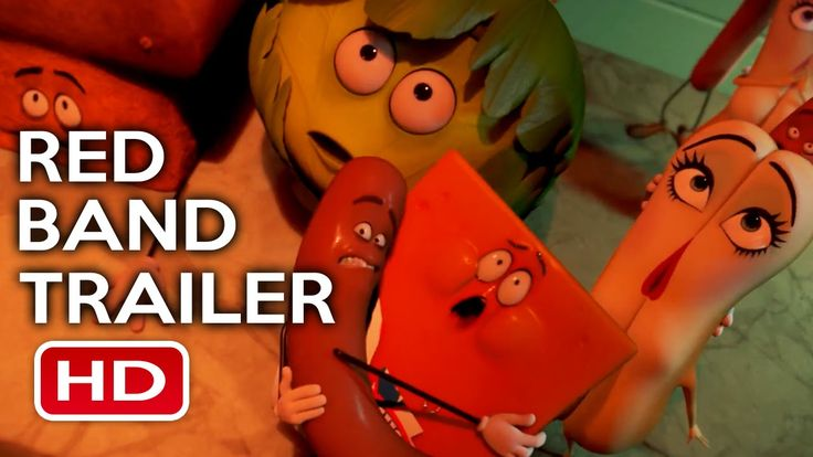 Sausage Party Official Red Band Trailer #2 (2016) Seth Rogen, James Fran...