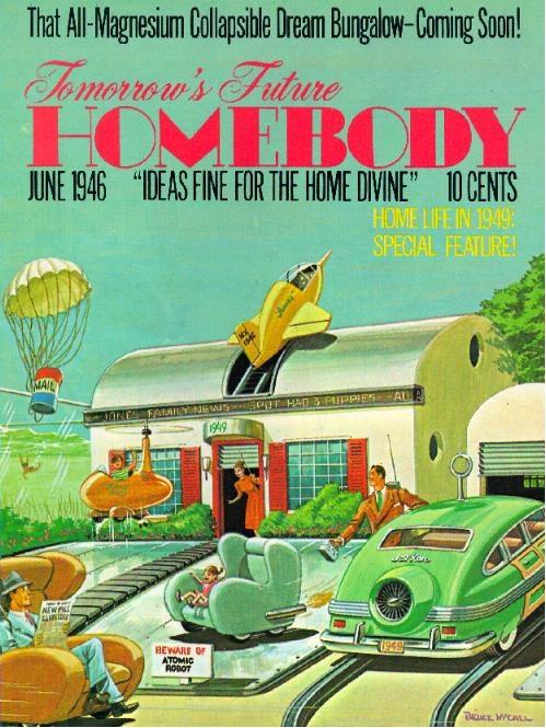 Tomorrow's Future Homebody June 1946