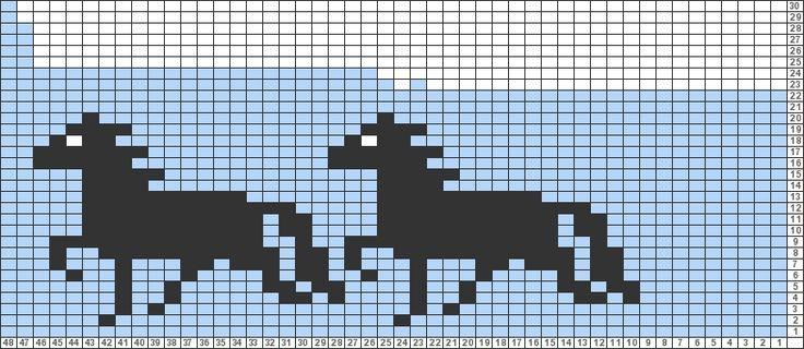 Tricksy Knitter Charts: tolter by olga