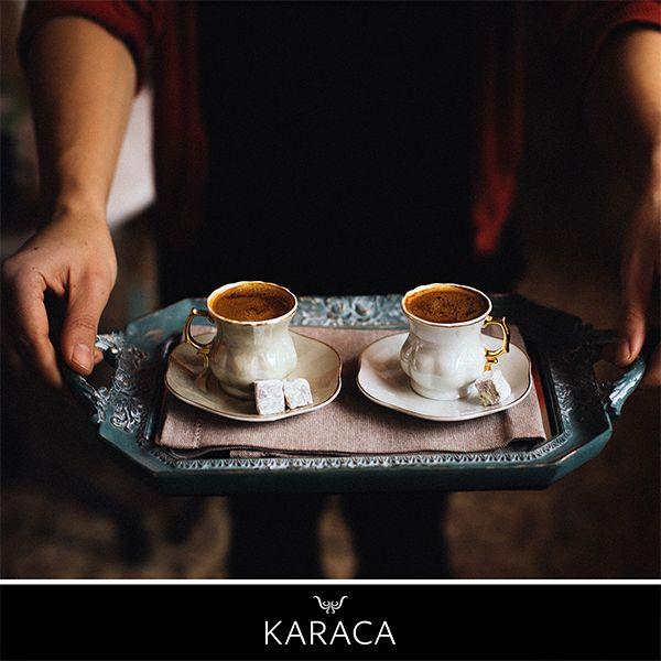 Lezzetli bir kahvenin tadı sevdiklerinizle paylaştığınızda çıkar. #PaylaşacakÇokŞeyVar