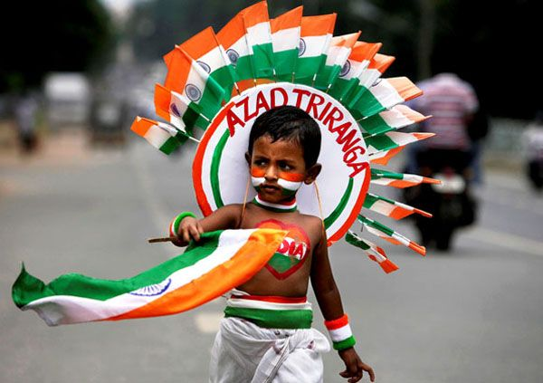 India got freedom from the Britishers on August 15, 1947 at the strike of the midnight. The independence day is celebrated with a lot love ...