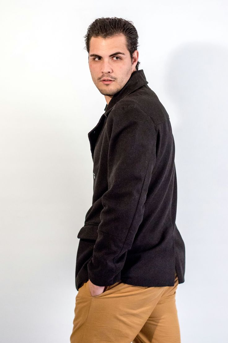Ruan Model studio shoot