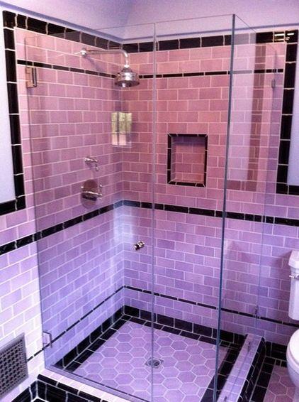 36 Best Images About Lavender Bathrooms On Pinterest
