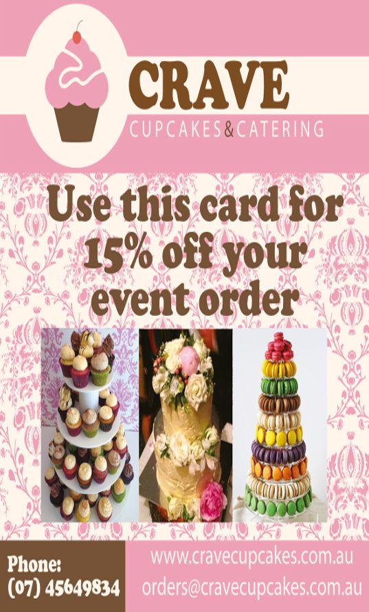 crave cupcakes deal