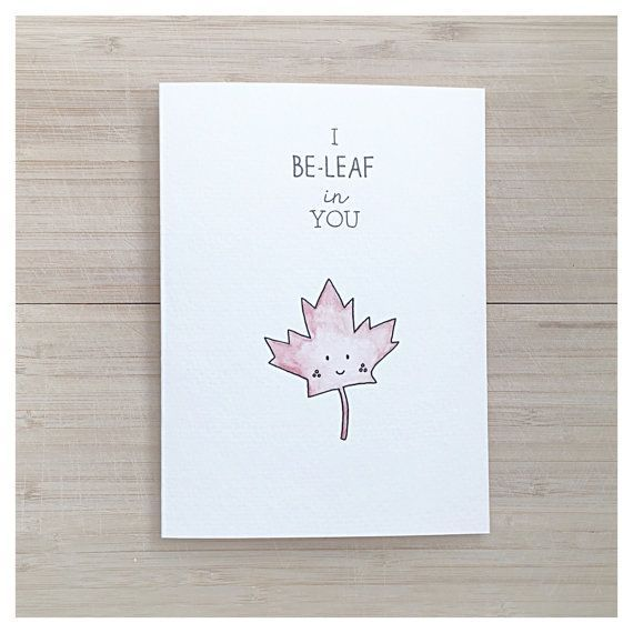 I Be-leaf in You // believe in you, encouragement …