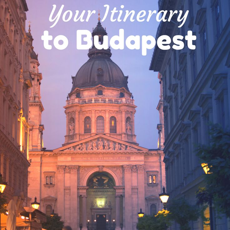 Discover the romantic Budapest for a magical trip!
