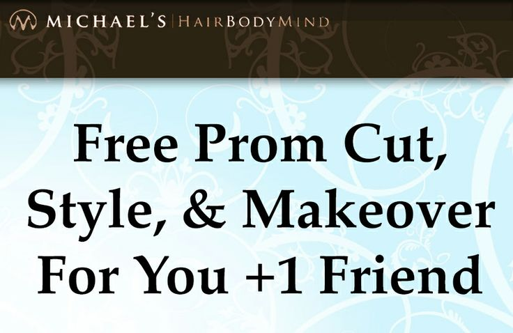 Just a reminder we're giving 2 lucky young ladies the chance to win their #Prom hairdo + make up absolutely FREE!  Enter at: https://apps.agorapulse.com/go/29046/27665   #hair #spa #salon #Hairstyle #Haircare #Beauty #Fashion #Haircut #HairstylesForWomen #LongHair #Haircuts #HairExtensions #Hairstyles #Skincare #HairColor #HairCareTips #NaturalHairCare #HairTips #HairSalon #mississauga