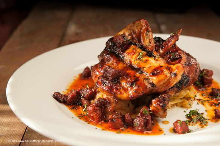 Chicken & chorizo