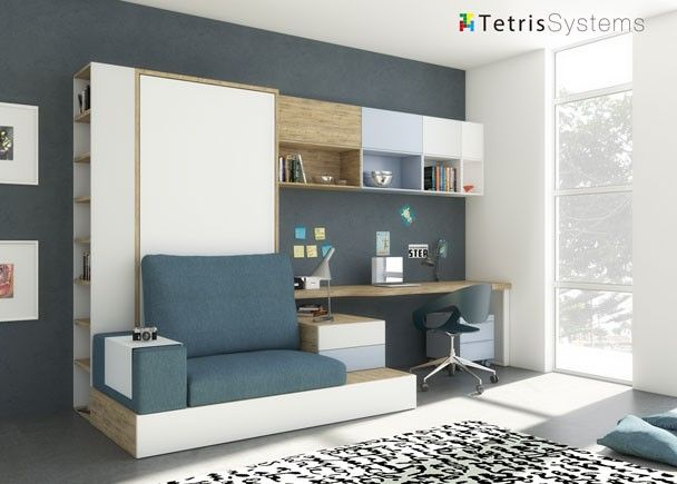 17 mejores ideas sobre cuarto con sof cama en pinterest ropa de cama para sof cama oficina - Sofas para habitacion ...
