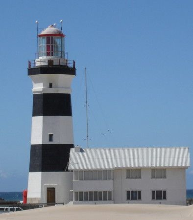 Cape Recife Light, Port Elizabeth, South Africa