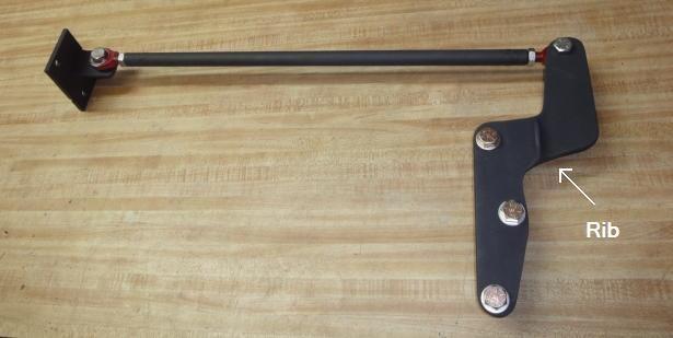 Rear Trac Bar DIY