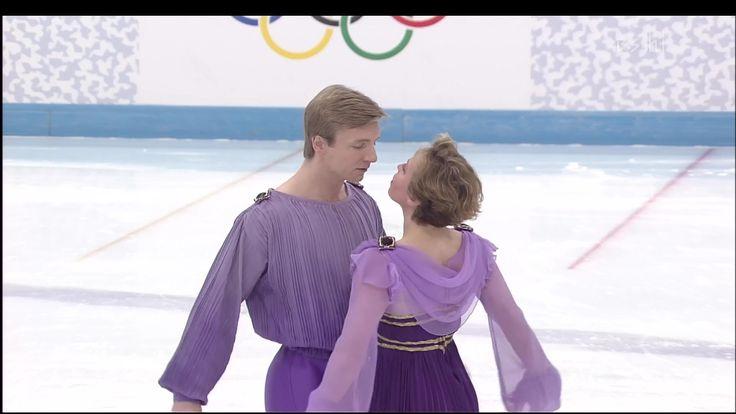 [HD] Jayne Torvill and Christopher Dean - Boléro - 1994 Lillehammer Olym...