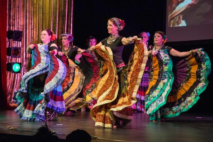 Tribal Style Belly Dance Skirts - TribalDiva Belly Dance Company