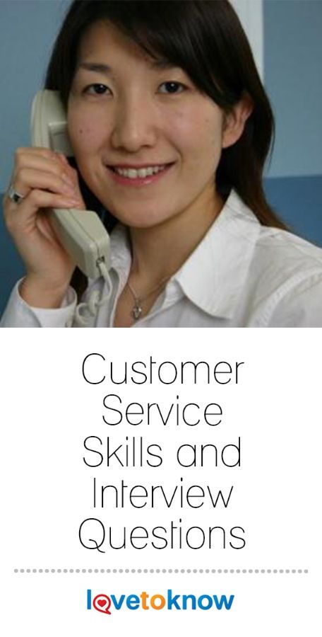 Mer enn 25 bra ideer om Customer service interview questions på - customer service interview questions