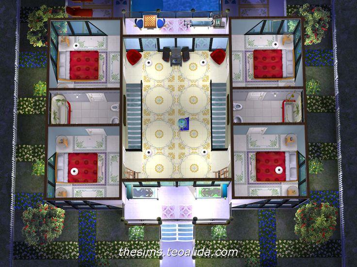 ICYMI: Symmetrical Bungalow Floor Plans