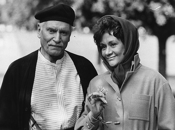 joan plowright laurence olivier