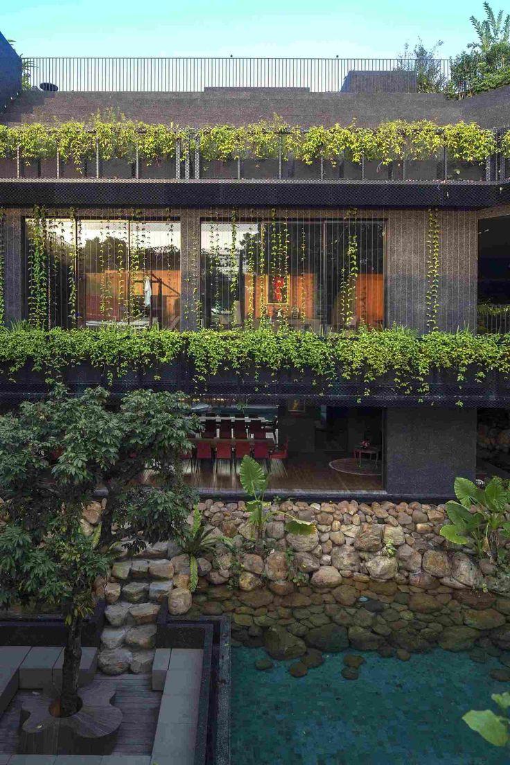 Тропический рай в Сингапуре