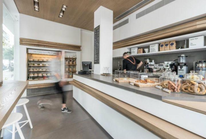 It on the Go take away restaurant by Studio Omerta, Athens – Greece » Retail Design Blog