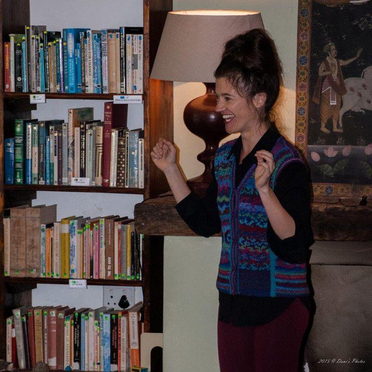 Dani's Photos: Event No 33 That primal pulse with Lara Kirsten at Caritas