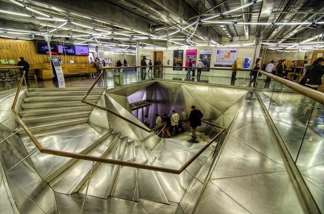 Madrid. Caixa Forum