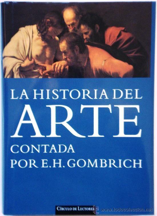 libros historia arte gombrich