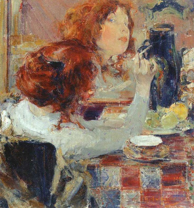 Золотые волосы. 1914
