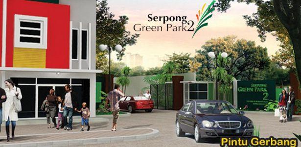serpong green park 2