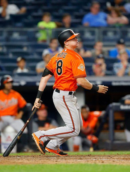 c9e03a574c4 (7) Twitter Austin Hays RF. Find this Pin and more on Baltimore Orioles ...