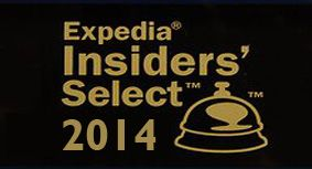 The Cascade Hotel has been named to the Expedia Insiders' Select list for 2014, an annual ranking of the best reviewed hotels as determined by one of the world's largest full-service online travel site*. Pulling from nearly two million annual verified guest reviews, the Insiders' Select list recognizes the top ranked hotels available worldwide on Expedia.