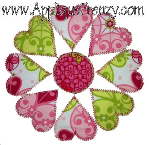 flower applique designs - Google Search