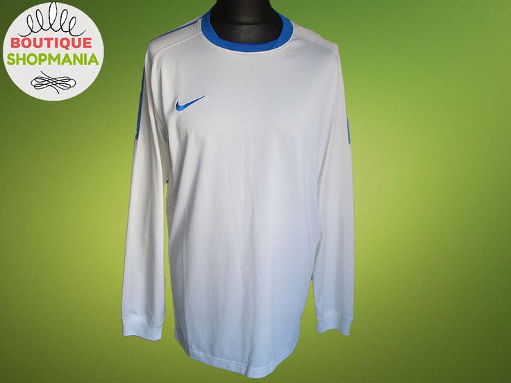NIKE MEN'S DRI-FIT FOOTBALL TEAM KIT LONG SLEEVE DRI FIT TOP JERSEY camisa  #Nike #Jerseys