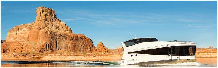 Axiom Star Luxury Houseboat Rental | Lake Powell Resorts & Marinas | Wahweap Marina AZ